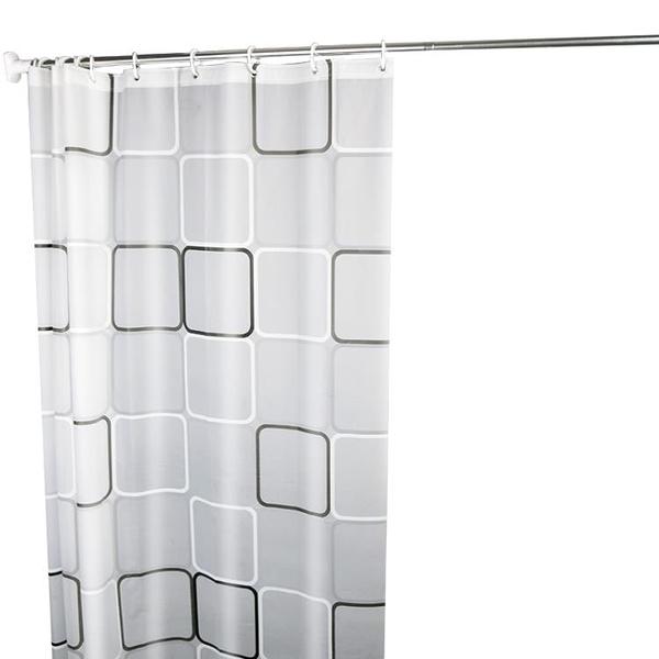 浴簾防水防霉簾子布衛生間掛簾浴室門簾淋浴隔斷加厚 探索