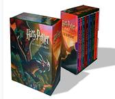 【電影小說】HARRY POTTER COMPLETE ULTIMATE BOXED SET 哈利波特盒裝套書
