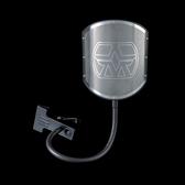 小叮噹的店- ASTON Shield GN 夾式鵝頸防風罩 ASEO-SHIELD-GN