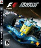 PS3 F1: Formula One Championship Edition 一級方程式賽車F1(美版代購)