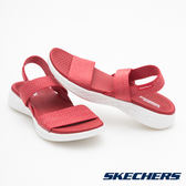 SKECHERS(女)時尚休閒系列ON THE GO 600-15310RED