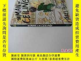 二手書博民逛書店英文原版罕見The Man in the Ceiling (Michael Di Capua Books)Y7