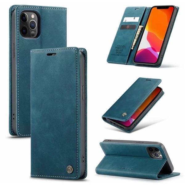 蘋果 i12 iphone12 pro 12 pro max 12 mini 手機皮套 CM銅釦013 掀蓋殼 插卡 支架 磁吸 保護套