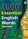 4000 Essential English Words 5(with Key)