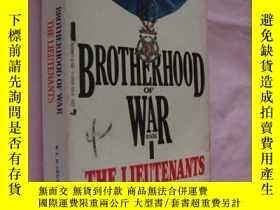 二手書博民逛書店Brotherhood罕見of war Book I:The L