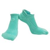 【岱宇國際Dyaco】SPIRIT 跑步踝襪(壓縮/除臭)-馬卡龍綠