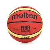 Molten 12片橡膠深溝籃球(6號球  ≡排汗專家≡