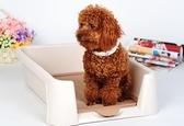 狗狗廁所大號便盆中型大型犬拉布拉多哈士奇金毛拉屎便器寵物用品