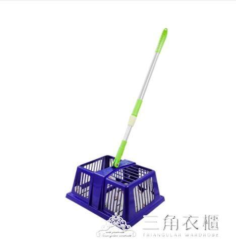 乒乓球伸缩捡球器多球训练拾球器多角度拣球器捡球网筐ATF 三角衣櫃