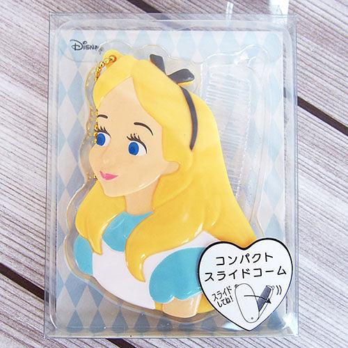 【震撼精品百貨】愛麗絲夢遊仙境_Alice~愛麗絲立體造型摺疊梳