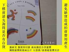 二手書博民逛書店Once罕見upon a Rainbow, Book 1: Ea