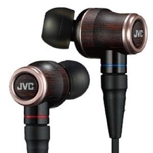 【送收納盒】JVC HA-FW02 Wood系列入耳式耳機 可拆卸 日本限量原裝