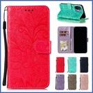 小米 紅米9T 紅米Note10 紅米Note10 Pro 小米 11 Lite 5G 蕾絲花點鑽皮套 手機皮套 插卡 支架