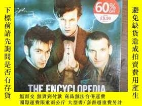 二手書博民逛書店Doctor罕見WHO the encyclopediaY164