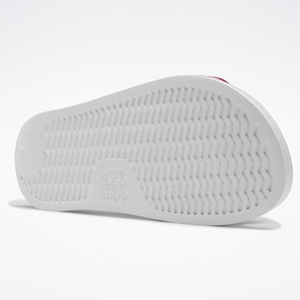 REEBOK CLASSIC SLIDE 男鞋 女鞋 拖鞋 休閒 潑墨 彩色 白色【運動世界】FY5353