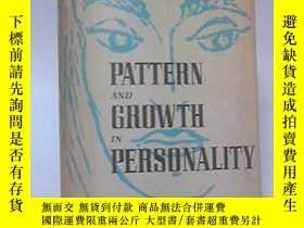 二手書博民逛書店Pattern罕見And Growth In PersonalityY364682 Gordon W. All