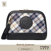 Kinloch Anderson 金安德森 側背包 Frigga 品牌皮標 2way 典雅貝殼包 斜背包 KA195003 得意時袋