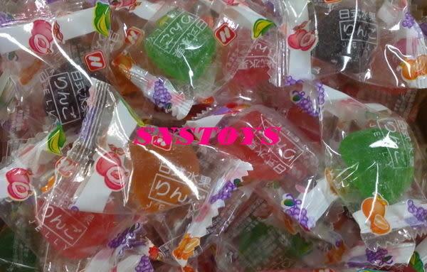 sns 古早味 糖果 古早味 ~喜糖~ 糖果 水果軟糖 小乖乖軟糖 日式水果軟糖 3000g(大約± 5oo顆 )