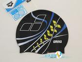 *日光部屋* arena (公司貨)/ARN-8404-BLK 舒適矽膠泳帽