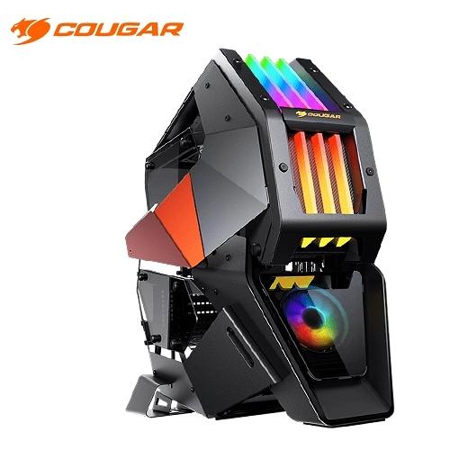 【COUGAR 美洲獅】CONQUER2 頂級電競機殼