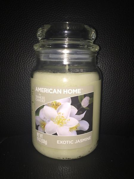 YANKEE CANDLE 香氛蠟燭 美國帶回 exotic jasmine