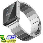 [美國直購] JETech 2235 不鏽鋼 錶帶 Band Strap for Fitbit Blaze Smart Fitness Watch 尺寸 L/S 適用