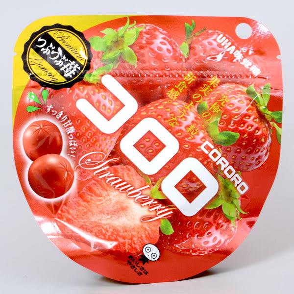 日本【味覺糖】酷露露Q糖(草莓味