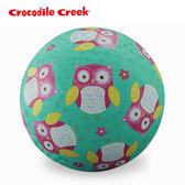 Crocodile Creek 5 吋兒童 遊戲球_ 親親貓頭鷹