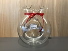 【10吋花口 22cm*22cm*27cm】水晶球缸玻璃 造型 圓缸水族箱 鬥魚缸 魚事職人