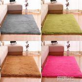 懶人沙發  可水洗絲毛地毯客廳沙發茶幾臥室地毯飄窗床邊毯滿鋪榻榻米可定制Igo  榮耀3c