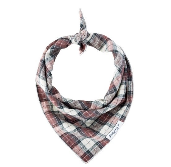Paw Dreamer 寵物精品 ♥  美製時尚方巾  - Scout - Bandana 方巾