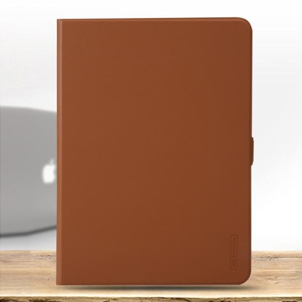 蘋果 iPad Pro 11 2018 Pro 12.9 2018 商務純色平板套 平板皮套 智能休眠 支架 平板保護套