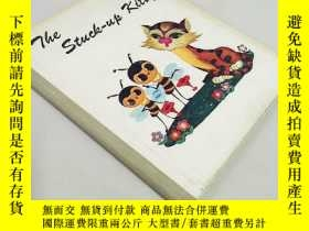 二手書博民逛書店【外文版繪本】The罕見Stuck-uk Kitty 驕傲的小花