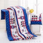 抱枕被子兩用靠墊被沙發辦公室折疊igo  伊鞋本鋪