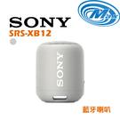 《麥士音響》 【有現貨】SONY索尼 藍牙喇叭 XB12  5色