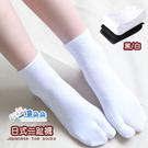 兩指襪 二趾襪 分趾襪 中筒襪 木屐襪 襪子 短襪 透氣襪 彈性襪 現貨 米荻創意精品館