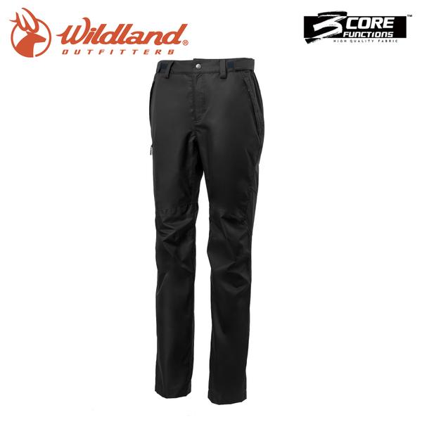 【Wildland 荒野 女 防水防風保暖長褲《深霧灰》】W2329/雪褲/運動褲/工作褲/登山
