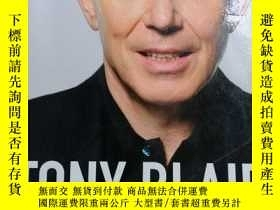 二手書博民逛書店Tony罕見Blair A JourneyY254800 Ton