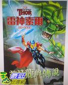 [COSCO代購] W117890 青林小漫威.超級英雄系列故事書 (3冊)