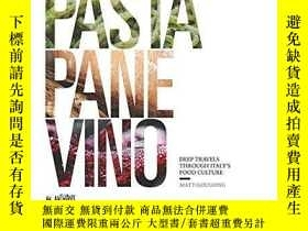 二手書博民逛書店Pasta,罕見Pane, VinoY364153 Matt Goulding Harper Wave ant