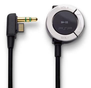 PSP 原裝線控裝置