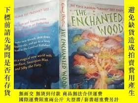 二手書博民逛書店THE罕見ENCHANTED WOOD 魔法森 林 .,,Y200392