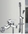 【麗室衛浴】LS1227B 淋浴龍頭+滑桿組合 附蓮蓬頭、蛇管 超值優惠