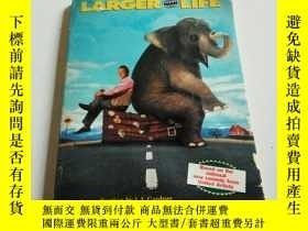 二手書博民逛書店LARGER罕見LIFE (英文, 不好)Y212829
