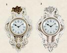 歐式復古座鐘客廳時鐘檯面鐘臥室擺件時尚擺鐘整點報時石英鐘