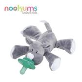 【愛吾兒】美國 nookums 寶寶可愛造型安撫奶嘴/玩偶-小犀牛