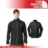 【The North Face 美國 男 防風防潑水外套/2L《黑》】3GEB/防潑水/外套/風衣/休閒★滿額送