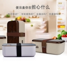 創意飯盒微波爐加熱便當盒分格成人餐盒食堂...