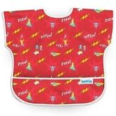 【美國Bumkins】兒童短袖防水圍兜 -小超人