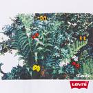 Levis 男款 短袖T恤 / 逗趣花草印花 / 220GSM厚棉 / 寬鬆休閒版型